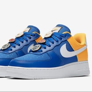 Nike rare air force 1 sneakers
